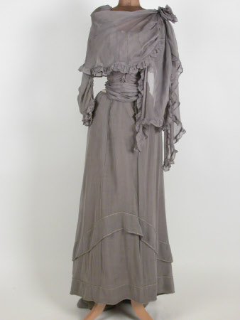 Evening dress blouse