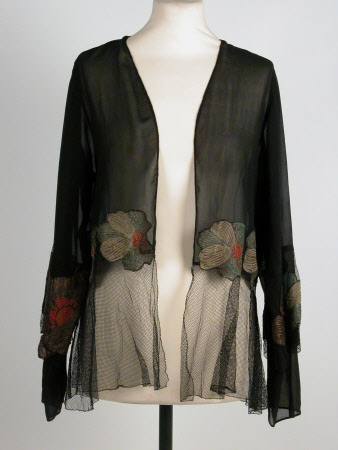 Evening dress jacket