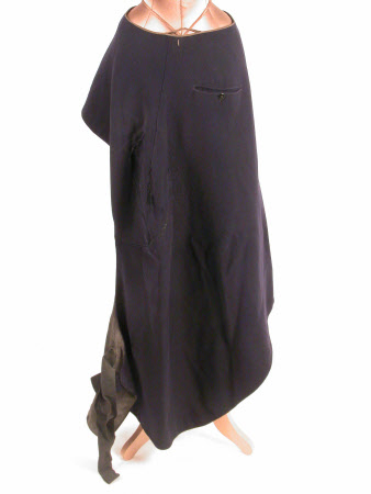 Lady's riding habit skirt