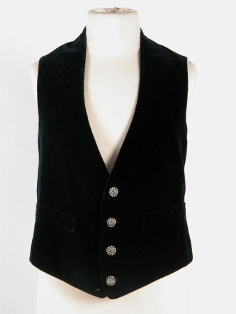 Coat suit waistcoat