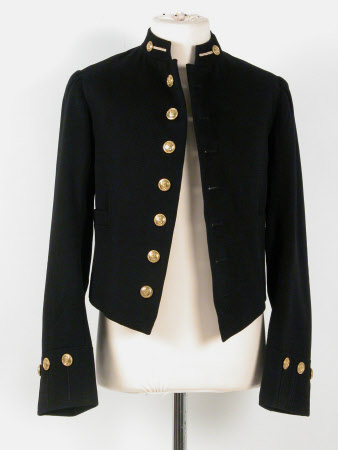 Cadet suit jacket