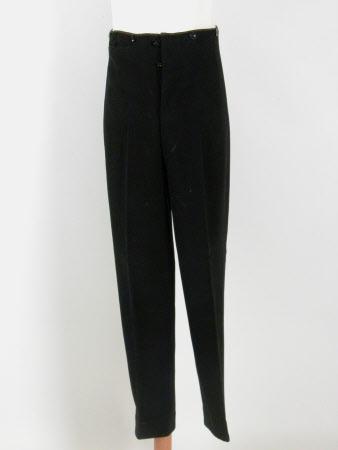 Cadet suit trousers