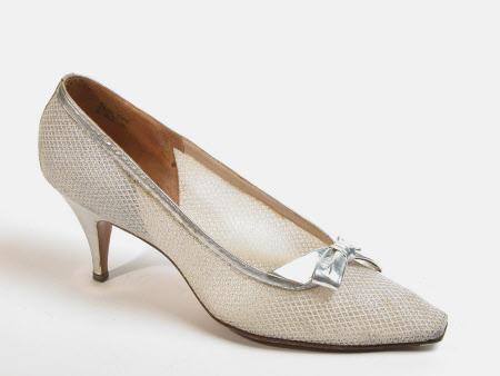 Lady's evening shoe