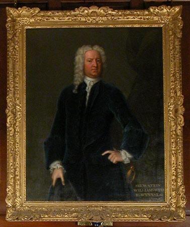 Sir Watkin Williams-Wynn, 3rd Bt, MP (1692 - 1749)
