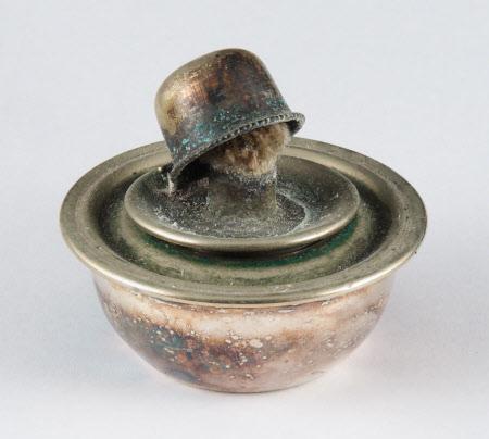 Tea kettle burner