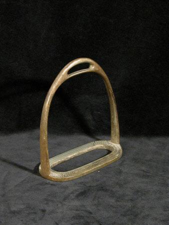 Stirrup iron
