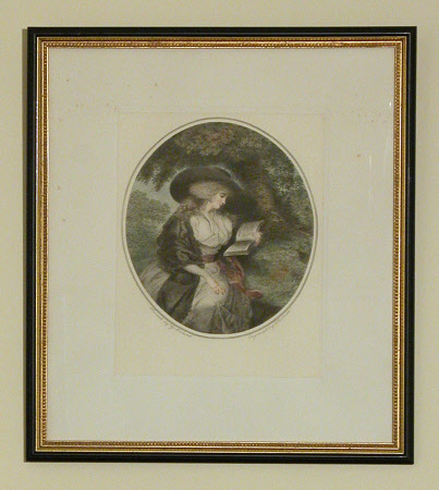 Delia in the Country (after George Morland)