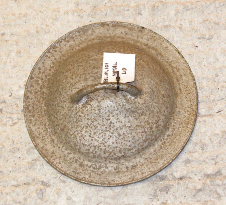 Cooking pot lid