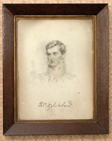 Sir Thomas Dyke Acland, 6th/10th Baronet of Columb-John, MP (1787-1871) (after Joseph Slater)