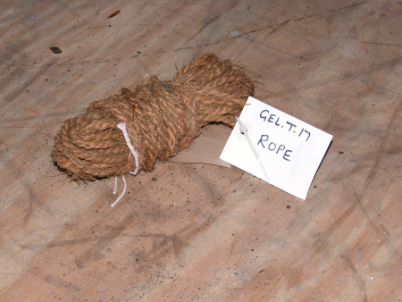 Rope bale