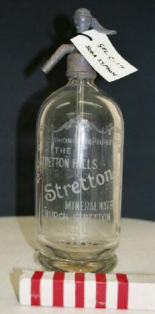 Soda syphon