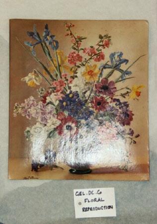 Vase of British Wild Flowers (after Albert George Williams)