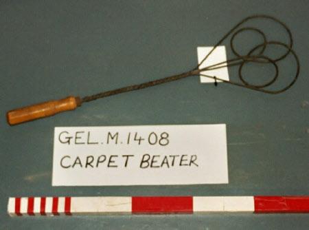 Carpet beater