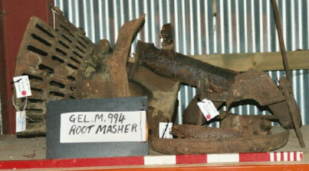 Root masher