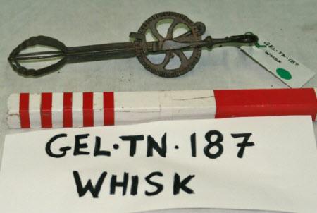 Mechanical whisk