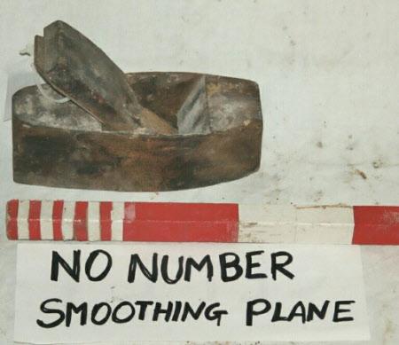 Smoothing plane