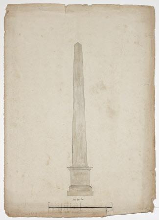Design of an obelisk