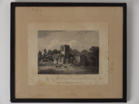 The Old Church, Ayot St. Lawrence