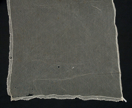 Bonnet veil