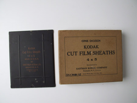 Cut film sheath