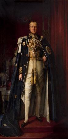 George Nathaniel Curzon, 1st Marquess Curzon of Kedleston, KG, GCIE, PC, MP (1859-1925)