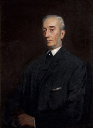 The Reverend Alfred Nathaniel Holden Curzon, 4th Baron Scarsdale (1831-1916)