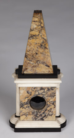 A watch obelisk