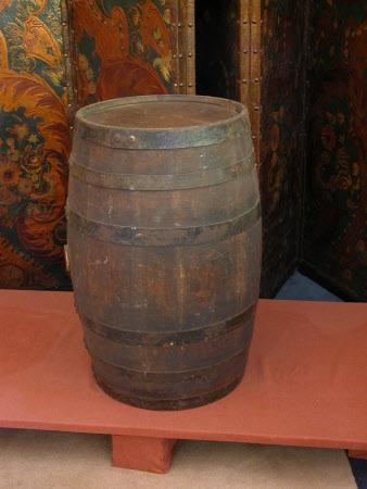 Stage prop barrel