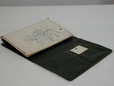 Blotter book