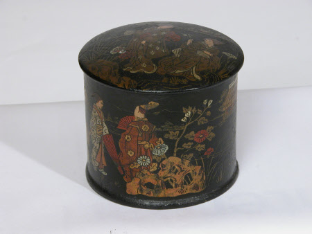 Trinket pot lid