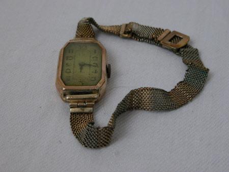Lady's wrist watch