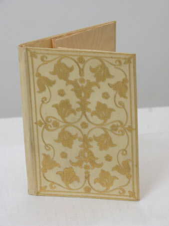 Letter folder
