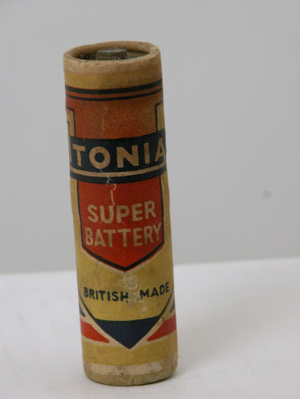 Dry cell battery
