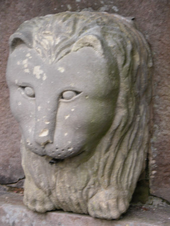 Lion's Head Spout