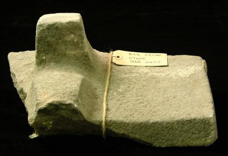 Water cistern fragment