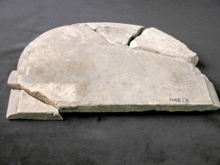 Shelf fragment