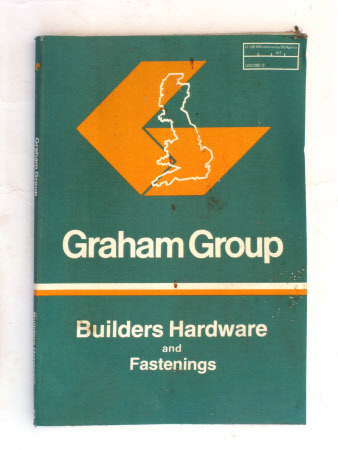 Builders' Hardware and Fastenings:1984.
