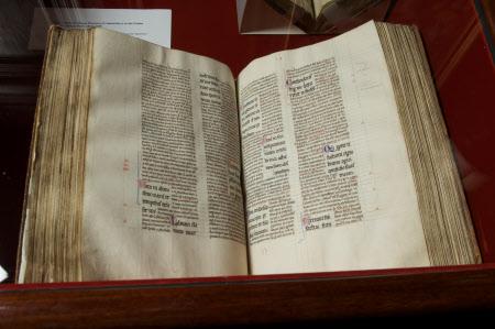 [Magna glosatura on the Psalms].