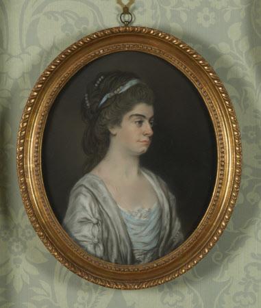 Mary Teresa Throckmorton, Mrs Thomas Fitzherbert (d.1791)