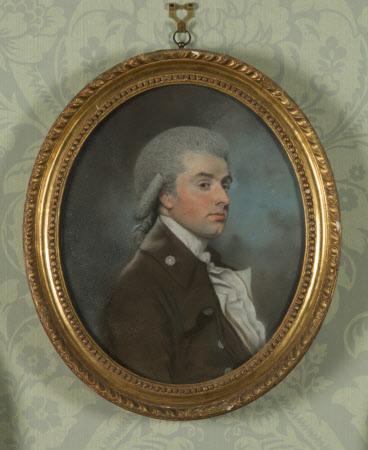 George Throckmorton (1721-1762)