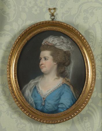 Barbara Throckmorton, Mrs Thomas Giffard (d.1764)