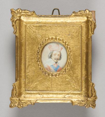 Armand Jean du Plessis, Cardinal Richelieu (1585-1642) (after Philippe de Champaigne)