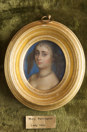 Mary Pakington, Lady Yate (1610/11-1696) (after Pieter Borsseler)