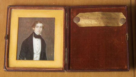 Courtenay Throckmorton (1831-1854)