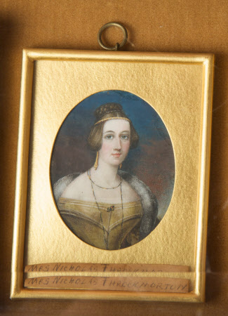 Mary Chare, Mrs Nicholas John Throckmorton (1806-1862)