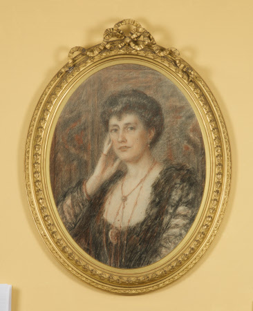 Elizabeth Hanbury-Williams, Mrs Henry Langford-Brooke (c.1855-1939)