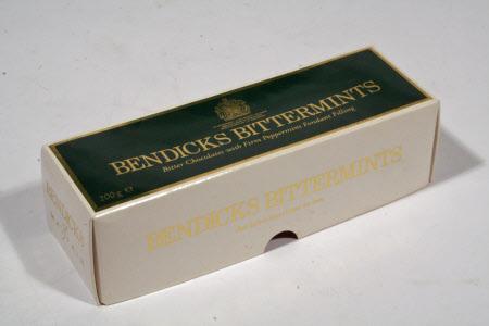 Chocolate box lid