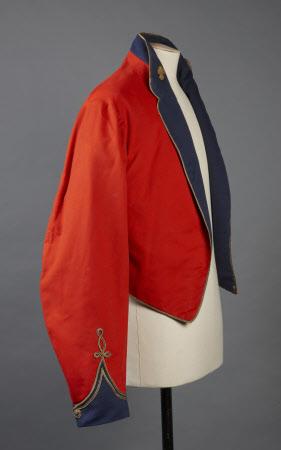 Gents uniform mess jacket.