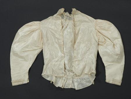 Ladies over-blouse/bodice