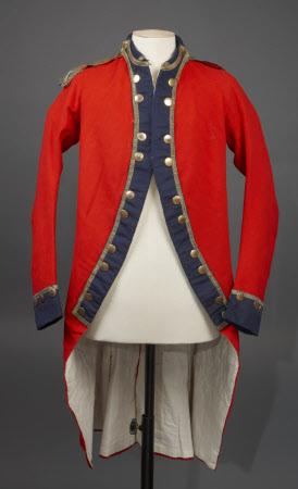Gents military coat